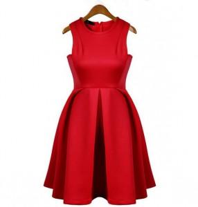 Kratke strukirane haljine
