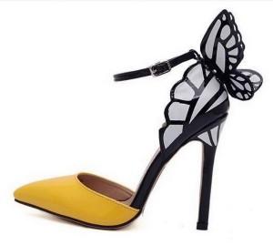 Cipele i sandale sa leptirićima
