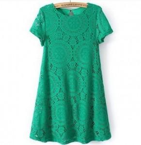 Jednostavne romantične haljine