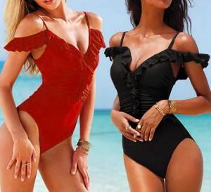 Romantični kupaći kostimi