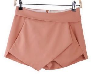 Mini suknje na preklop