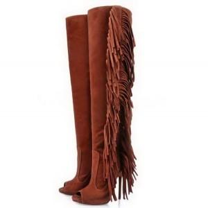 Visoke čizme sa resama