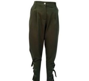 Harem pantalone sa trakama