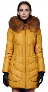 Strukirane zimske jakne