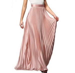 Duge plisirane suknje