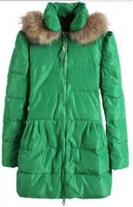Kratke strukirane zimske jakne