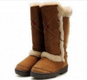 Kožne UGG zimske čizme