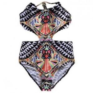 Šareni jednodelni kupaći kostimi