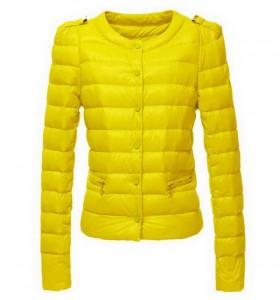 Kratke šuškave jakne