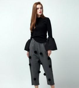 Lude pantalone