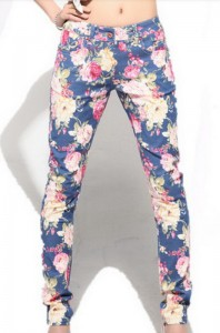 Cvetni džins