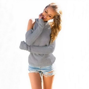 Džemperi bez ramena