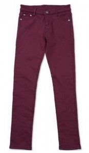 Uske pantalone u više boja