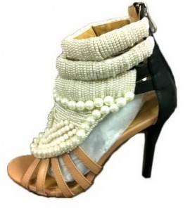 Sandale sa perlama