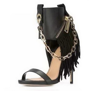 Sandale sa lancima