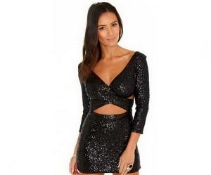 Izazovna mini haljina