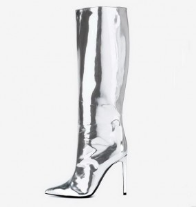 Srebrne čizme